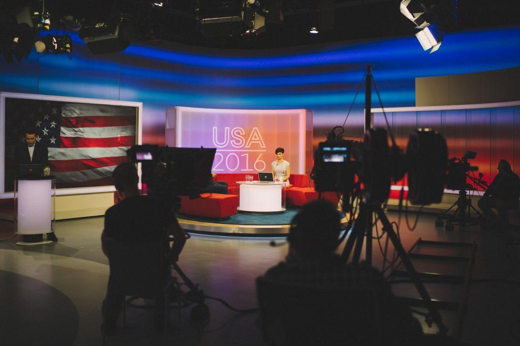 americká noc na Tv Nova