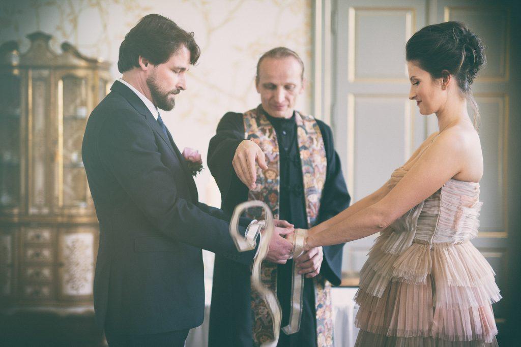 svatba Terezy a Míly na Chateau Mcely